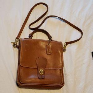 Vintage authentic Coach purse